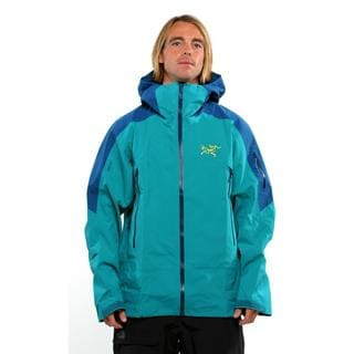 Arc'teryx Men's Sabre Nautilus Blue Outdoor Jacket