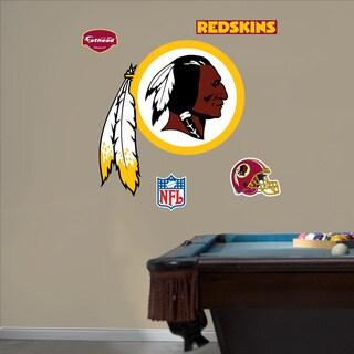 Fathead Washington Redskins Logo Wall Decals