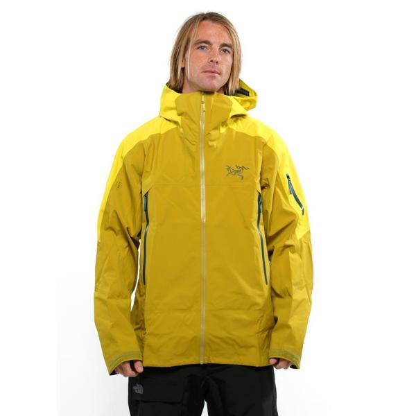 f14ca8f55a Shop Arc'teryx Men's Sabre Golden Palm Jacket - Free Shipping Today ...