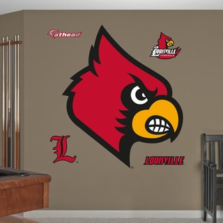 Fathead Louisville Logo Wall Decals