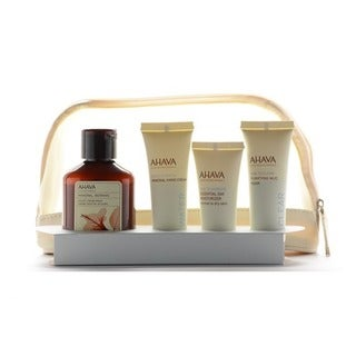 Ahava Face and Body Essentials 4-piece Starter Kit
