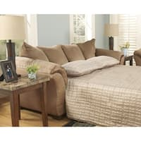Signature Designs by Ashley 'Darcy' Mocha Brown Sofa