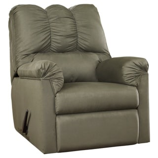 Signature Designs by Ashley 'Darcy' Sage Green Rocker Recliner