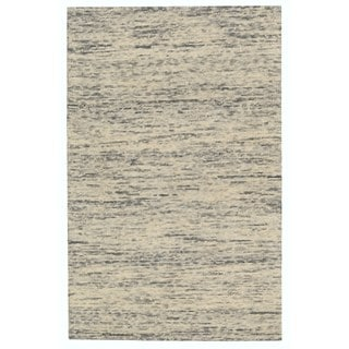 Rug Squared Berkeley Silver Rug (2'3 x 7'6)