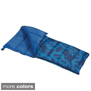 Wenzel Moose 40 Degree Kids Sleeping Bag|https://ak1.ostkcdn.com/images/products/9569903/P16758173.jpg?impolicy=medium