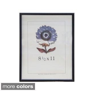 Metal II Picture Frame (8.5 x 11 inches)