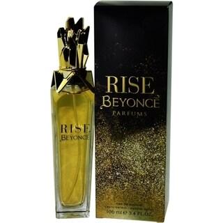 Beyonce Rise Women's 3.4-ounce Eau de Parfum Spray