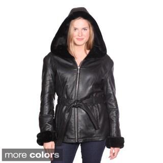 Christian Reed Diana Leather Coat