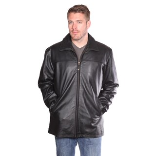 NuBorn Leather Zachary Leather Hipster Jacket (As Is Item)