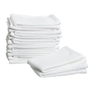 Lucia Minelli Turkish Cotton 13 x 13-inch Wash Cloths (Set of 12)|https://ak1.ostkcdn.com/images/products/9570106/P16758575.jpg?impolicy=medium