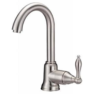 Danze Single-handle Bar Fairmont Side Mount Handle Stainless Steel Faucet