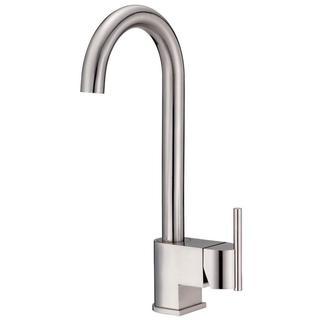 Danze Single-handle Bar Como Side Mount Handle Stainless Steel Faucet