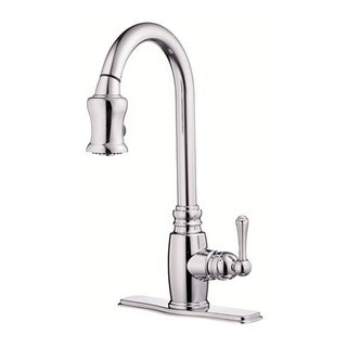 Danze Single-handle Kit Opulence Pull-down Lever Handle Polished Chrome Faucet
