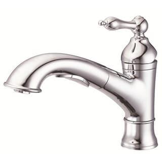Danze Single-handle Kit Fairmont Pull-out Lever Handle Polished Chrome Faucet