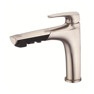 Danze Single-handle KitTaju Pull-out Spout Stainless Steel Faucet
