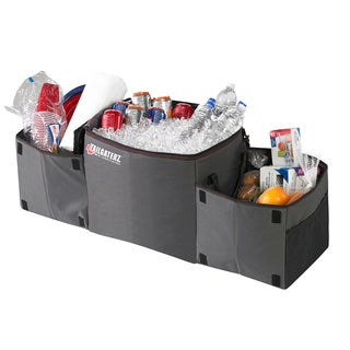 Tailgaterz Portable Cool N Carry Cooler and Organizer