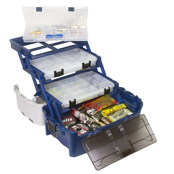 Plano Tackle Systems Hybrid Hip 3 Stowaway Box