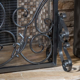 Wilmington Fireplace Screen by Christopher Knight Home