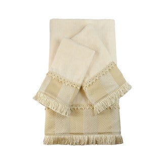 Austin Horn Classics Catherine Embellished 3-piece Towel Set