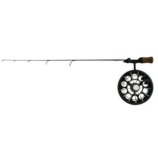 Expedition Paddle Reel 28-inch Ice Combo