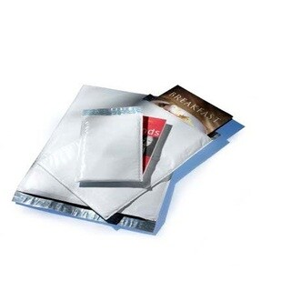 Poly Mailers 7.25 x 9.25-inch Padded Mailing Envelopes DVD (Pack of 100)