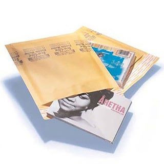 Kraft Bubble Mailers 9.5 x 14.5-inch Padded Mailing Envelopes #4 (Pack of 200)