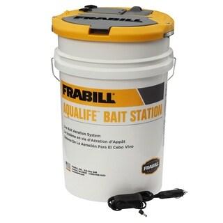 Frabill 6-gallon Bait Aeration System