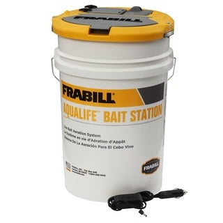 Frabill 6-gallon Bait Aeration System