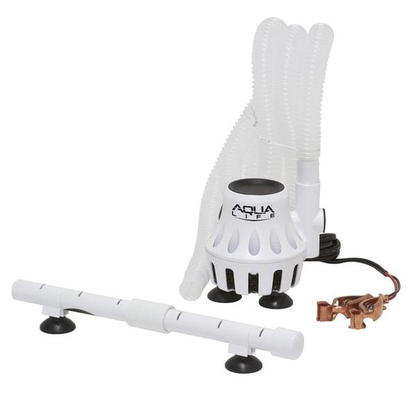 Frabill 30-gallon Spray Bar Pump System 12 Volt DC