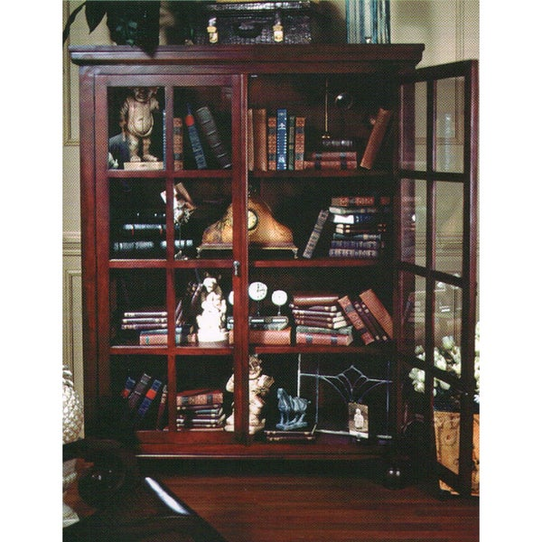 Handmade D Art Library Cabinet (Indonesia)