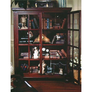 Handmade D-Art Library Cabinet (Indonesia)