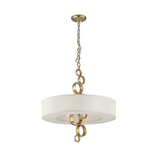Corbett Lighting Continuum 8-light Pendant