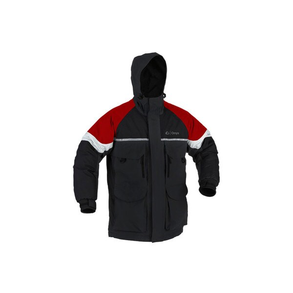 Onyx ArcticShield Red/Black Cold Weather Parka