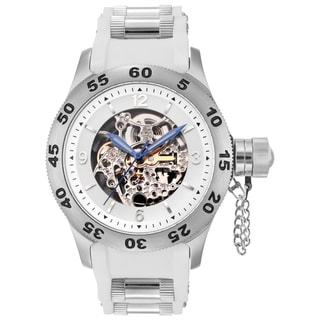 Link to Rougois Men's Automatic Skeleton Naval Diver Watch Similar Items in Men's Watches