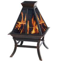 Deeco Aspen Glo Fire Pit