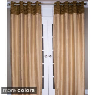 Color Block Curtains Amp Drapes For Less Overstock Com