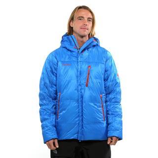 Mammut Men's Cyan Eigerjoch Jacket