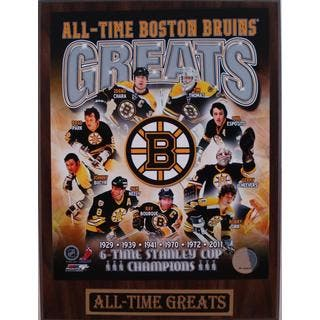 Boston Bruins All Time Greats Plaque|https://ak1.ostkcdn.com/images/products/9573099/P16762050.jpg?impolicy=medium