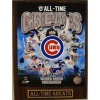 Chicago Cubs All Time Greats Plaque