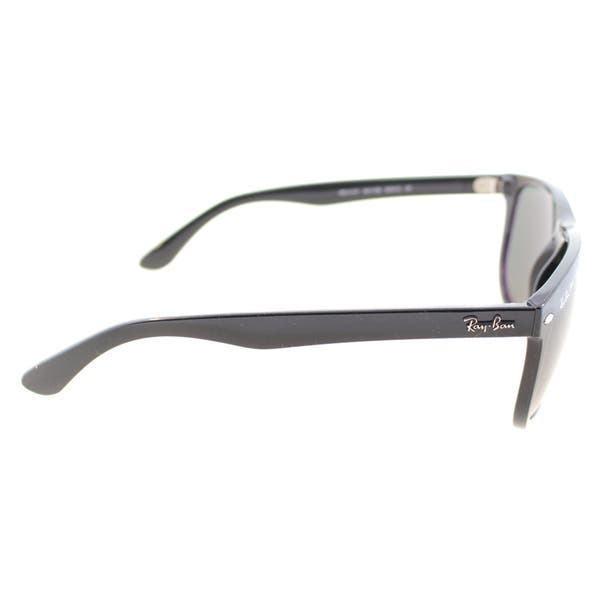807b24bef92 ... Ray-Ban Unisex  RB 4147 601 58  Black Plastic Polarized Sunglasses (