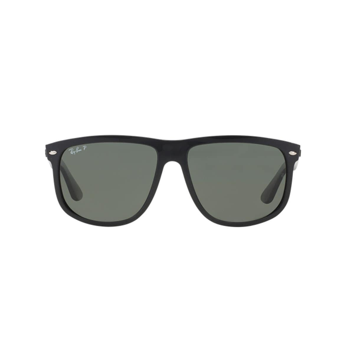 ae24d3e8f59 Shop Ray-Ban Unisex  RB 4147 601 58  Black Plastic Polarized Sunglasses (60  mm) - Free Shipping Today - Overstock - 9573143