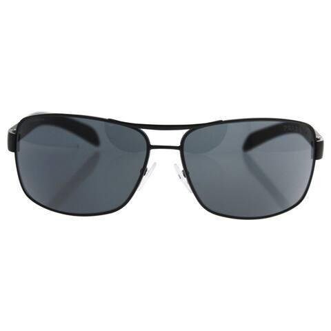 Prada Linea Rosa Men's 'PS 54IS 1BO1A1' Aviator Sunglasses