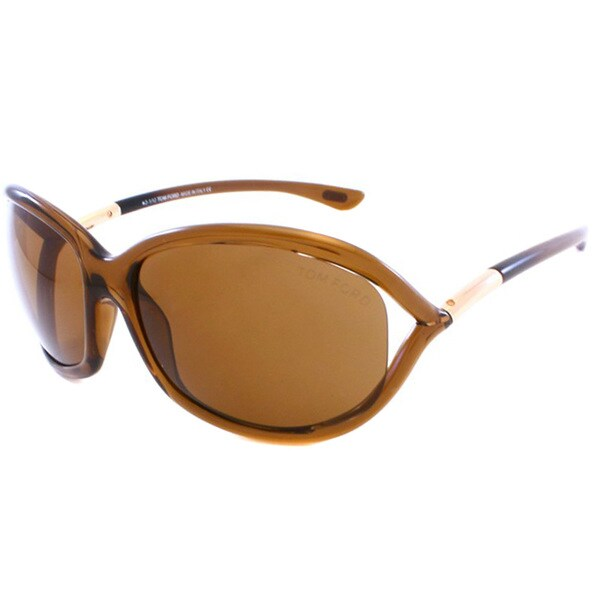 08c03ee3a42 Shop Tom Ford Women s  TF8 Jennifer 48H  Sunglasses - Free Shipping ...