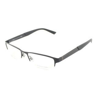 Gucci Men's 'GG 2230 PDE' Semi-rimless Eyeglasses