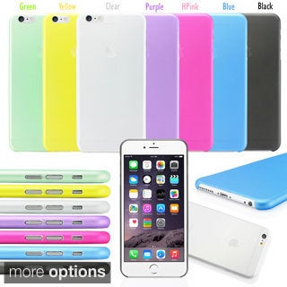 """Gearonic Ultra Thin Matte Case Cover for Apple iPhone 6 Plus 5.5"""""""