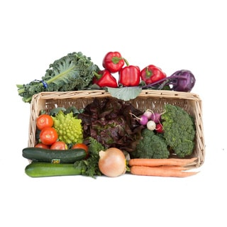 Nature's Garden Delivered Organic Gourmet Box