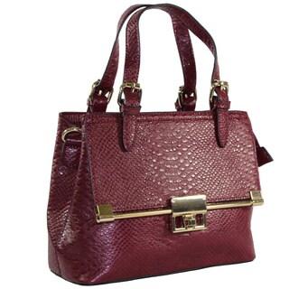 Lithyc Letizia Vegan Leather Mini Tote Bag