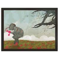Flowers 18x24-inch Art Print
