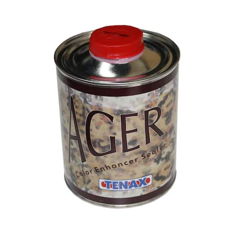 Tenax Ager 1-liter Color Enhancer for Granite Marble and Stone