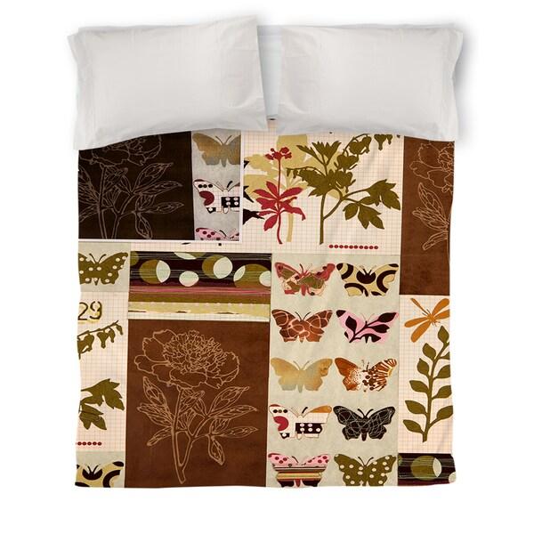 Botanical Collage Duvet Cover